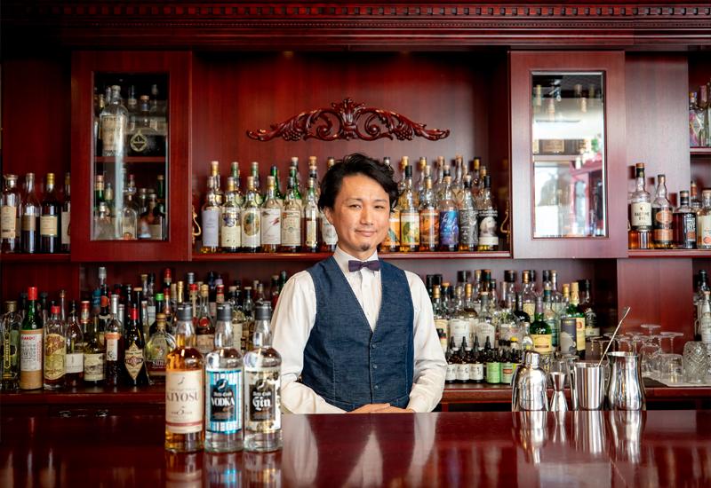 バー リゼルヴァのオーナー写真